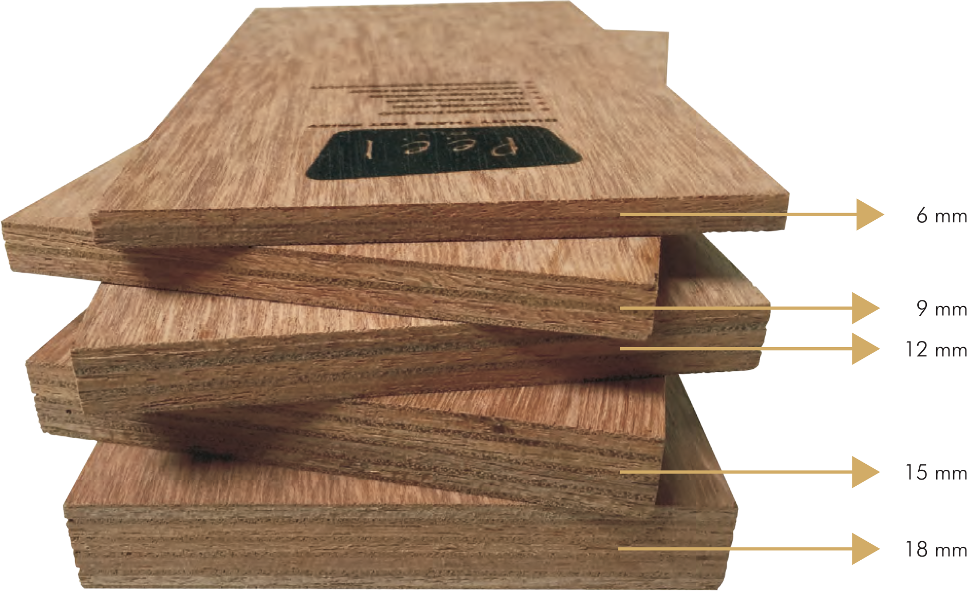 Best plywood for furniture best plywood for wardrobes for Plywood sheathing thickness